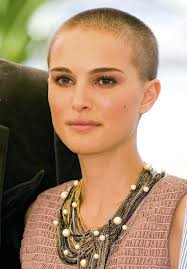 16 hottest female celebrities with shaved heads blogrope