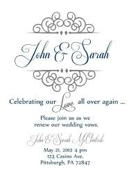 vow renewal invitations best 25 vow renewal invitations ideas on wedding