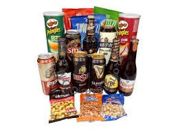 Beer Gift Basket Black Beer Gift