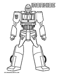 tenacious transformers coloring page yescoloring free
