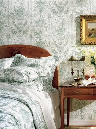 Ideas For Toile Quilt Design Enchanting Design Ideas For Toile Bedding Inspired