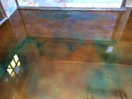 Concrete Stain Colors Pictures by Interior Concrete Stain With Clear Epoxy Top Coat Colors Are Kona