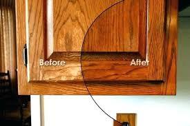 refurbish kitchen cabinets redoing diy cheap calgary cabinet