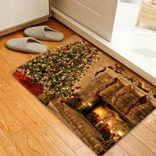 Wholesale Area Rugs Online Wholesale Christmas Tree Fireplace Pattern Water Absorbing Area