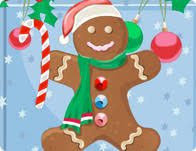 gingerbread decoration cooking