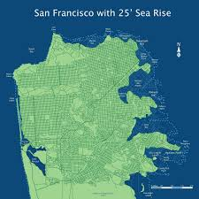 San Francisco On The Map by Urban Cartography U2013 Re Form U2013 Medium