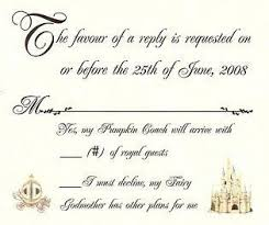 Response Cards Package Invitation Reception Card Rsvp U0026 Thank You Card