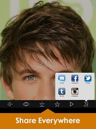 hairstyle men u0027s haircuts and beard styles ideas app ranking and