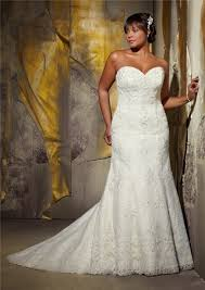 mermaid sweetheart lace beaded plus size wedding dress with jacket