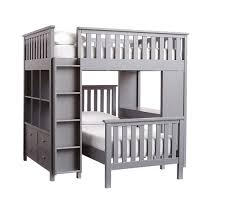 Bunk Bed Systems With Desk Elliott Loft System Bed Set Pottery Barn