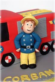 fireman sam engine cake fireman sam cake fireman sam cake