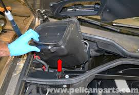 mercedes benz x164 engine cover removal 2007 2014 gl350 gl450