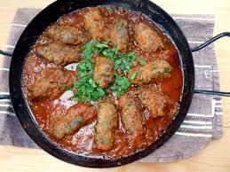 la cuisine orientale recette kefta aux aubergines à l orientale cuisinez kefta aux