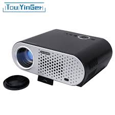 aliexpress com buy hd projector gp90 android wifi optional