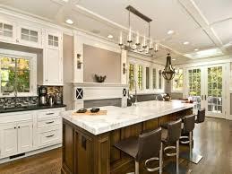 ideas for kitchen islands beautiful kitchen island corbetttoomsen