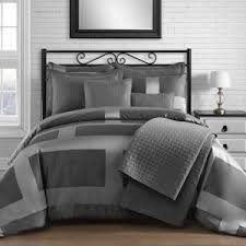 Black And White King Bedding Luxurious Soft And Cozy King Bedding Comforter Sets