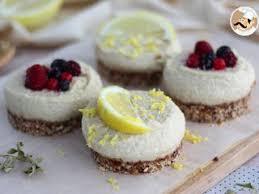 cuisine de a a z desserts cheesecakes végétaliens une recette vegan de a à z recette ptitchef