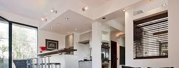 faux plafond cuisine ouverte nouvelle conception de faux plafond pour espace ouvert plafond platre