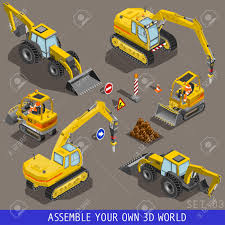 15 513 excavator stock illustrations cliparts and royalty free