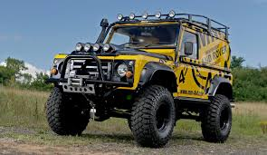 2000 land rover lifted suspension kits