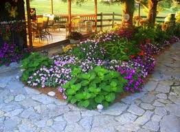 Garden Flowers Ideas Courtyard Garden Design Gardening Ideas Pinterest Small
