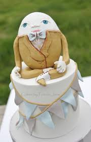 Humpty Dumpty Decorations Humpty Dumpty Baby Shower Cakecentral Com