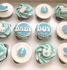 the 25 best cupcakes for baby boy shower ideas on pinterest