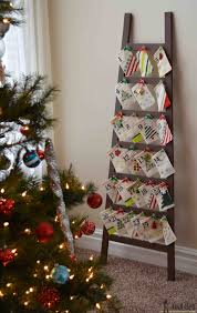 ladder advent calendar her tool belt