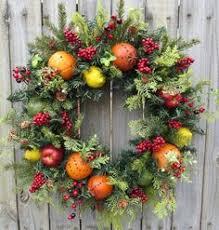 wreath williamsburg style wreath