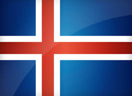 Football Country Flags Flag Iceland Download The National Icelander Flag