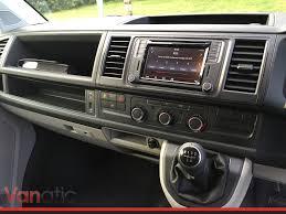 volkswagen kombi interior t6 vw transporter 150ps panel van van leasing and contract hire