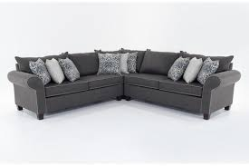 Inexpensive Sectional Sofas by Sectional Sofas Living Room Furniture Bob U0027s Discount Furniture