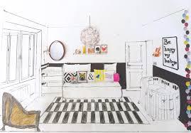 dessin chambre bébé fille dessin chambre bebe garcon décoration de maison contemporaine