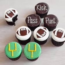 football cupcakes football cupcakes williams sonoma