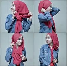 tutorial hijab resmi tutorial hijab segi empat untuk kebaya cara memakai jilbab segi