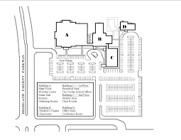 campus map virtual tour u2013 highland colony baptist church