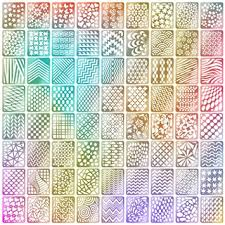 amazon com mudder 144 pieces nail vinyls stencils nails stickers