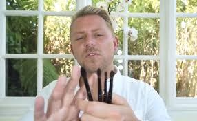 goss makeup artist reviews wayne goss makeup brush collection preview thoughts handmade wayne goss makeup brushes