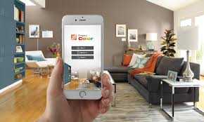 Colors For Interior Walls In Homes by The Home Depot New Technology Shows You The Perfect Paint Color