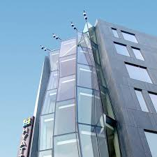 Stick System Curtain Wall Curtain Wall Systems Structural Glass Feature Walls Bellwether