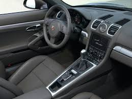 porsche interior 2016 2016 porsche boxster price photos reviews u0026 features