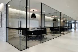 Office Interior Design Ideas Glassed In Meeting Rooms What U0027re Some Of The Pros And Cons