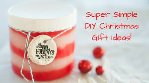 epic roundup of incredibly simple diy christmas gift ideas get a