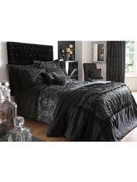 black super king 6ft duvet covers bedding home u0026 garden