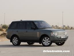 land rover vogue 2005 land rover range rover drive arabia