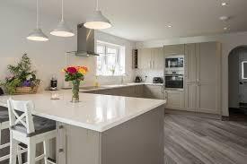 shaker kitchen u2013 shaker stone grey u2013 panorama kitchens liverpool