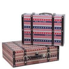 beautiful travel trunks wooden storage trunks