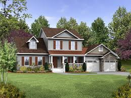 rockwell 1958 square foot two story floor plan
