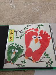 Hand Crafts For Kids To Make - best 25 foot prints ideas on pinterest baby footprint crafts