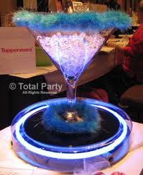 martini glass centerpieces nj party decorations event centerpieces for weddings bar bat